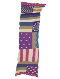 Scarves online: Kapital tricolor scarf