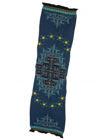 Scarves online: Blue Kapital scarf