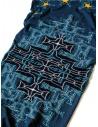 Sciarpa blu Kapital K1710XG575 NAVY SCARF prezzo