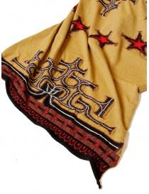 Yellow Kapital scarf