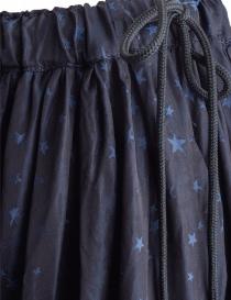 Miyao Blue Star Print Skirt price