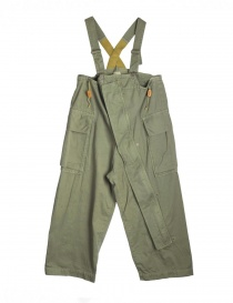 Womens trousers online: Kapital overalls pants