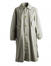 Womens coats online: Woman long Kapital coat