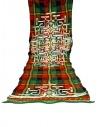 Kapital red tartan scarf shop online scarves