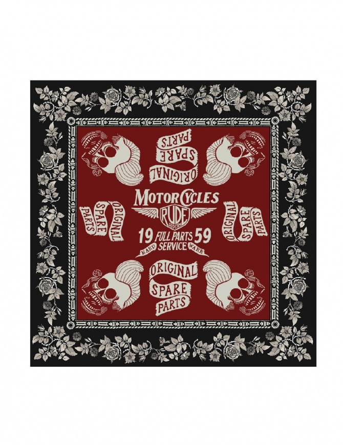 Rude Riders Motorcyclces 1959 Bandana R01802 scarves online shopping