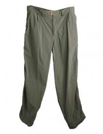 Pantaloni verde salvia Kolor online