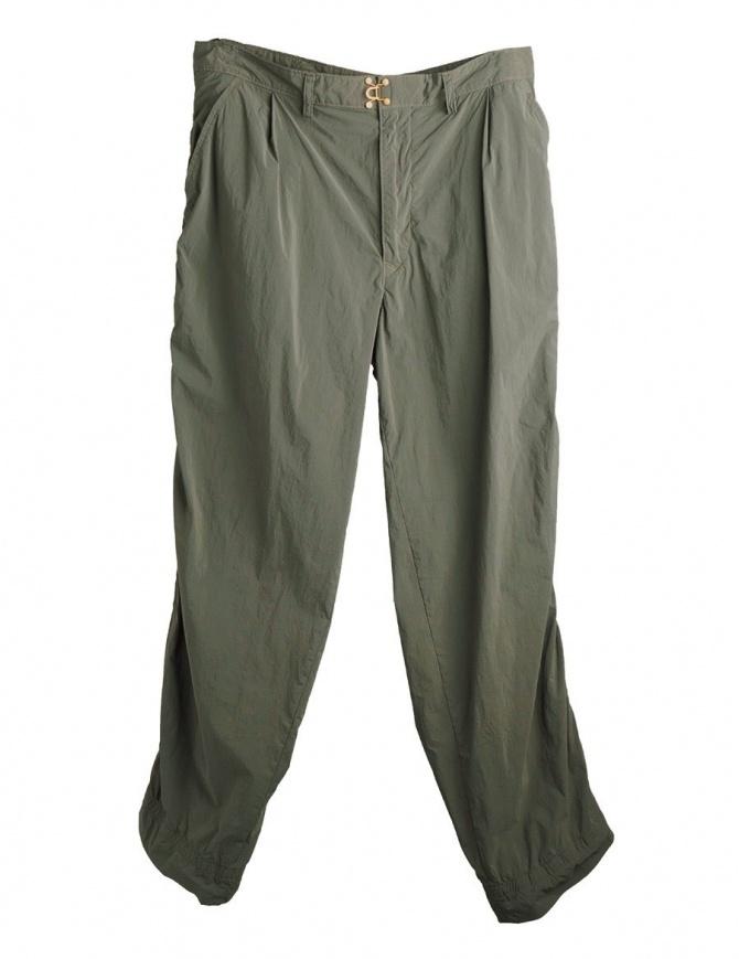 Pantaloni verde salvia Kolor 18SCM-P11106 pantaloni uomo online shopping