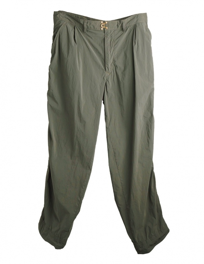 Sage green Kolor trousers 18SCM-P11106 SAGE GREEN mens trousers online shopping
