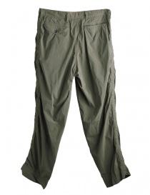 Pantaloni verde salvia Kolor
