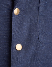 Haversack blue jacket gold buttons price