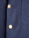 Giacca Blu Haversack bottoni dorati 871810/59 JACKET prezzo