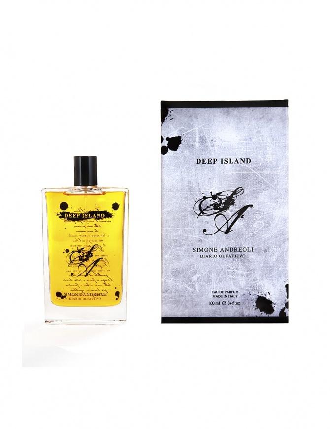 Simone Andreoli Deep Island perfume DEEP ISLAND perfumes online shopping