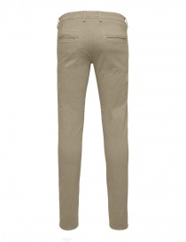 Selected Homme greige trousers