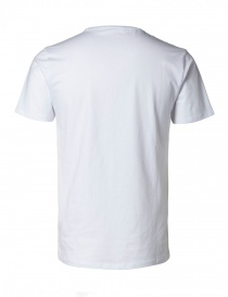 T-shirt bianca SHD pima Selected Homme