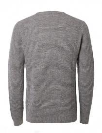 Maglione grigio chiaro Selected Homme acquista online