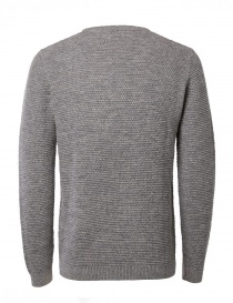Selected Homme mid gray sweater