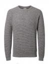 Maglione grigio chiaro Selected Homme acquista online 16051309 MID GRAY