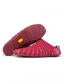 Womens shoes online: Vibram Furoshiki women's red shoes edition 2018