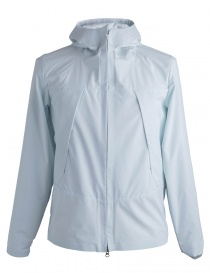 Allterrain by Descente light blue jacket online