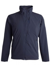 Allterrain Stretch packable navy jacket by Descente DAMLGC43U-GRNV