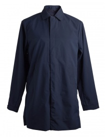 Allterrain by Descente long navy jacket online