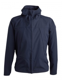 Allterrain by Descente hooded jacket DAMLGC40U-GRNV