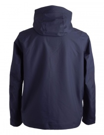 Allterrain active shell blue jacket by Descente