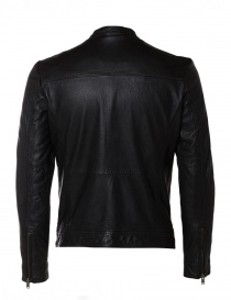 Selected Homme lamb leather jacket