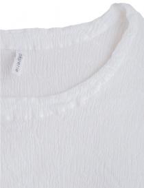 Maglia bianca Crêperie con effetto increspato prezzo