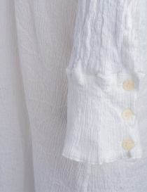 Crêperie white long dress price