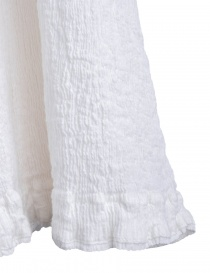 Crêperie white skirt crepe fabric price