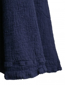 Crêperie dark blue skirt with crepe fabric price