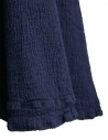 Crêperie dark blue skirt with crepe fabric TC05FG507 BLU price