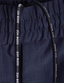Pantaloni lunghi navy Golden Goose Deluxe Brand prezzo