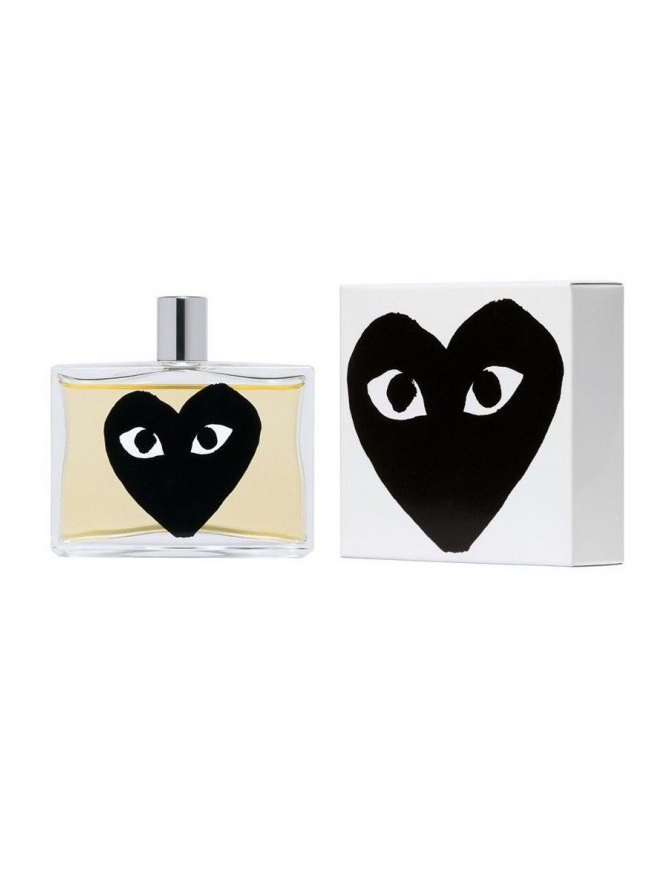 Comme des Garcons Play Black parfum CDGPLAYBLK 1 perfumes online shopping