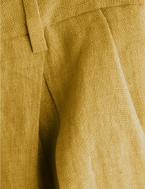 Pantaloni giallo senape a palazzo Cellar Door prezzo