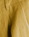 Pantaloni giallo senape a palazzo Cellar Door BIANCA A209 COL. 24 prezzo