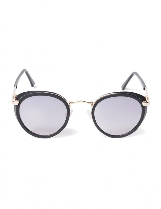 Kyro McKay black and gold sunglasses El Dorado model EL DORADO C1/SP glasses online shopping
