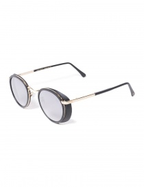 Kyro McKay black and gold sunglasses El Dorado model