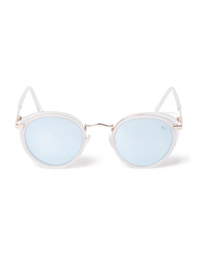Occhiali color ghiaccio e oro Kyro McKay modello El Dorado EL DORADO C2/SP occhiali online shopping