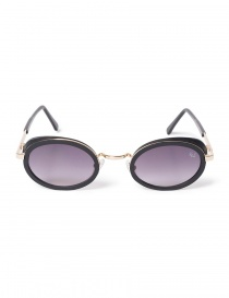 Kyro McKay sunglasses with gold border Luxemburg model online