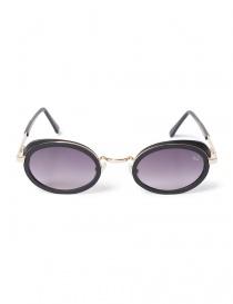 Occhiali con bordatura oro Kyro McKay modello Luxemburg LUXEMBOURG C1 order online