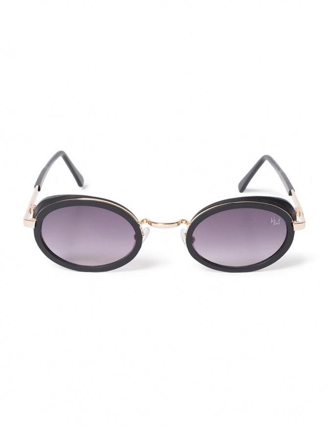 Occhiali con bordatura oro Kyro McKay modello Luxemburg LUXEMBOURG C1 occhiali online shopping