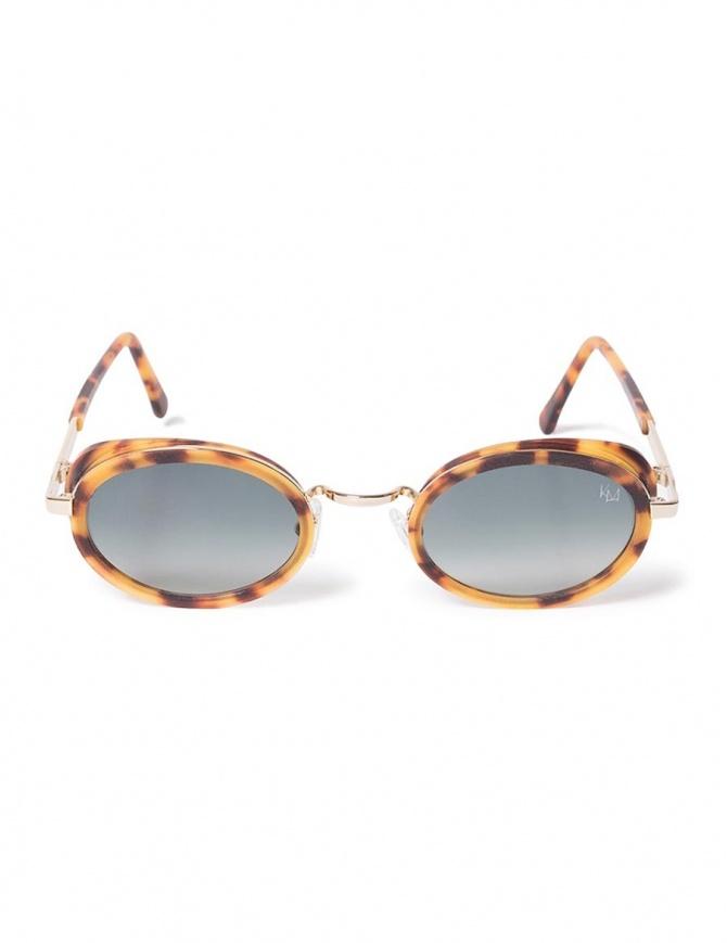 Occhiali tartarugati Kyro McKay modello Luxemburg LUXEMBURG C3 occhiali online shopping