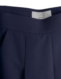 Pantaloni palazzo blu Cellar Door prezzo