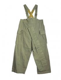 Pantalone con bretelle Kapital
