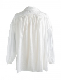 Kapital white shirt with rouches buy online