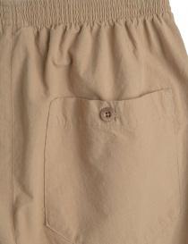Pantaloni beige Cellar Door Artur prezzo