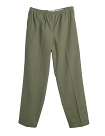 Cellar Door military green trousers Alfred ALFRED A222 COL. 78