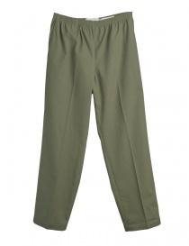 Pantaloni verde militare Cellar Door Alfred ALFRED A222 COL. 78